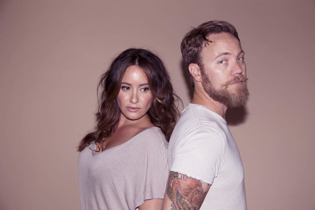 Courtney Jaye and Zach Rogue of Rogue Wave form new duo Rogue + Jaye
