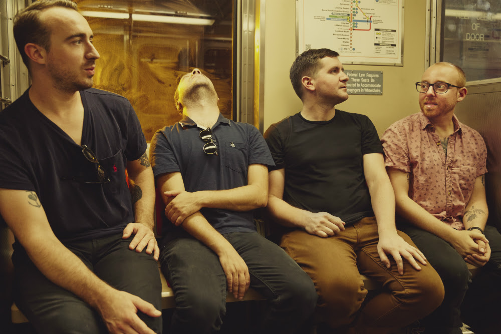 """The Menzingers release new video for """"Lookers,"""" taken from the new album 'After the Party' out February 3 via Epitaph Records"""