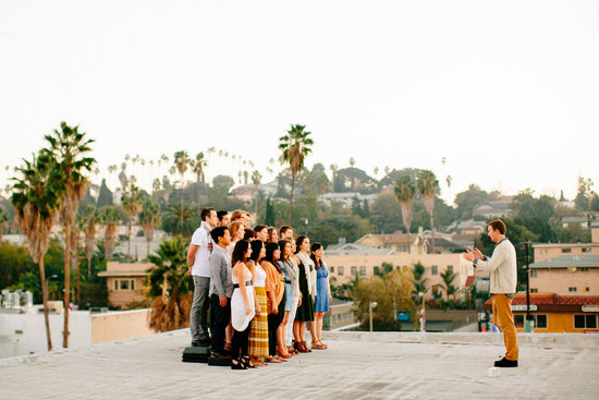 """Northern Transmissions' 'Song of the Day' is """"Sister Winter"""" by The Silver Lake Chorus"""