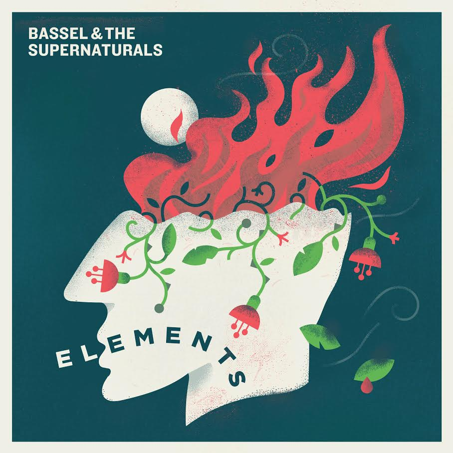 "Bassel and The Supernaturals debut new single ""Sneak You in""."