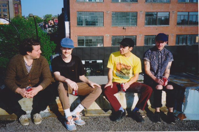 Homeshake will release their 3rd album 'Fresh Air' early next year.