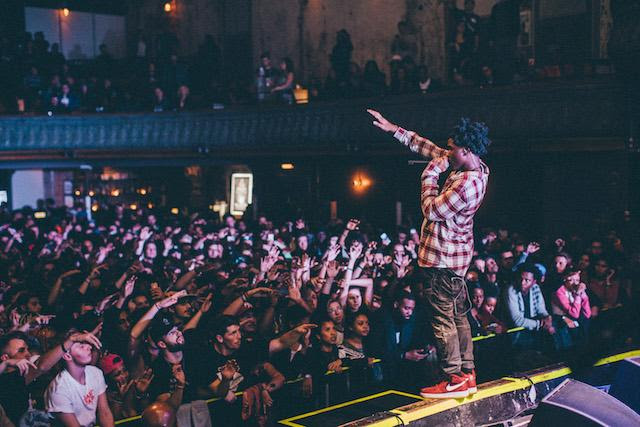 """Smino releases new track """"blkswn"""""""
