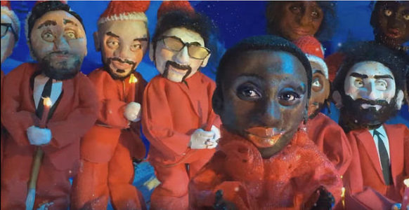 """The late Sharon Jones & The Dap-Kings release claymation video for """"Please Come Home For Christmas"""""""