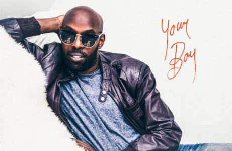 """Northern Transmissions' 'Video of the Day' is """"Kick"""" by Your Boy Tony Braxton, Shad's new soft rock project"""