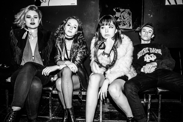 The Regrettes announce debut album 'Feel Your Feelings, Fool!' out January 13 through Warner Bros. Records