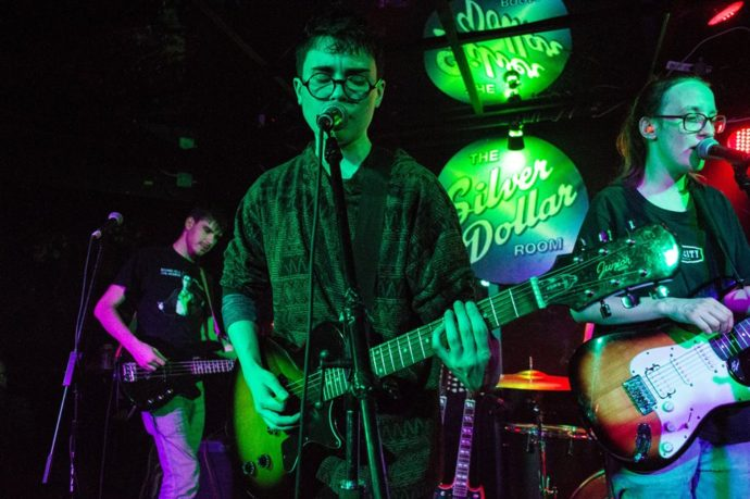 Photos: Partner, The Seams live at the Silver Dollar Room on January 6, 2017