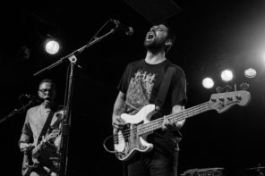 Live review of Cloud Nothings, LVL UP at Lee's Palace