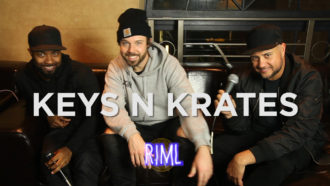 Keys N Krates guest on 'Records In my Life'.