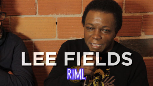 Lee Fields guests on 'Records In My Life'.
