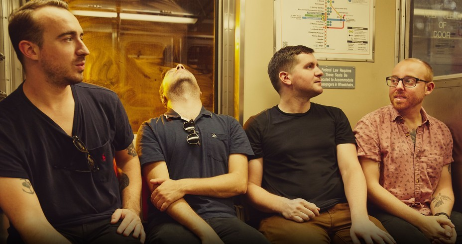 """The Menzingers stream new track """"Thick as Thieves"""","""