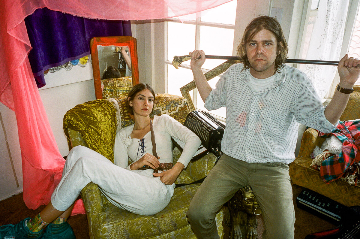 Ariel Pink & Weyes Blood announce 'Myths 002' EP
