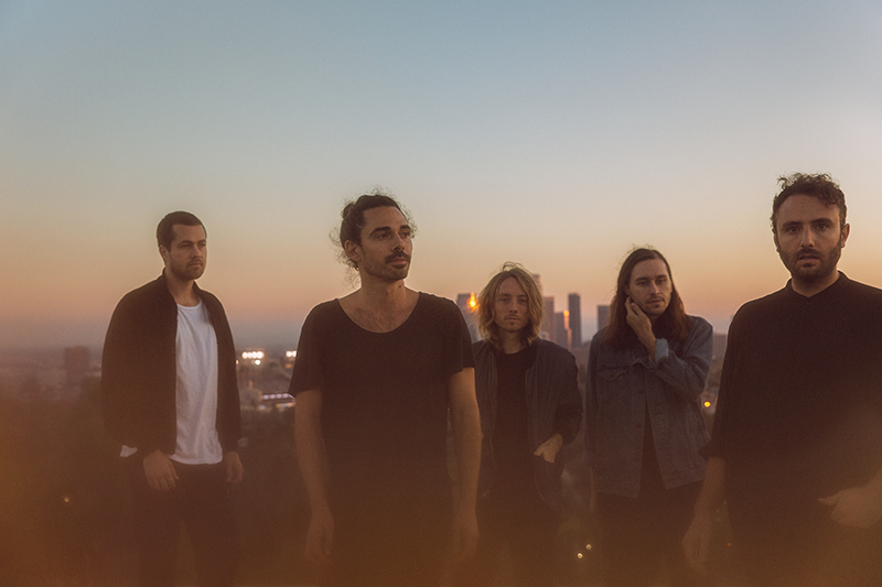 "Local Natives share ""Dark Days"" remix package"
