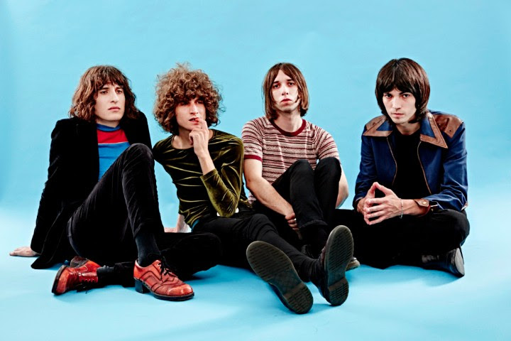 "Temples release new track ""Strange Or Be Forgotten"""