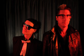 """Northern Transmissions' 'Song of the Day' is """"They're Just Words"""" by ADULT."""