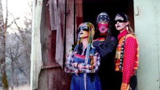 "Northern Transmissions' 'Song of the Day' is ""Smoke 'Em Out"" by CocoRosie featuring ANOHNI"