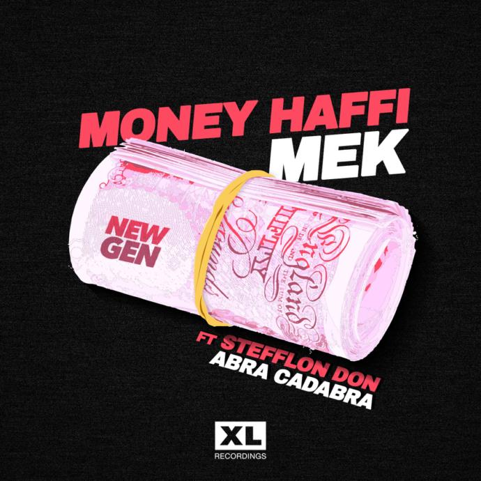 """Listen to """"Money Haffi Mak"""" feat. Stefflon Don and Abra Cadabra."""