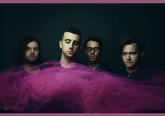 Cymbals Eat Guitars to tour with Pixies.