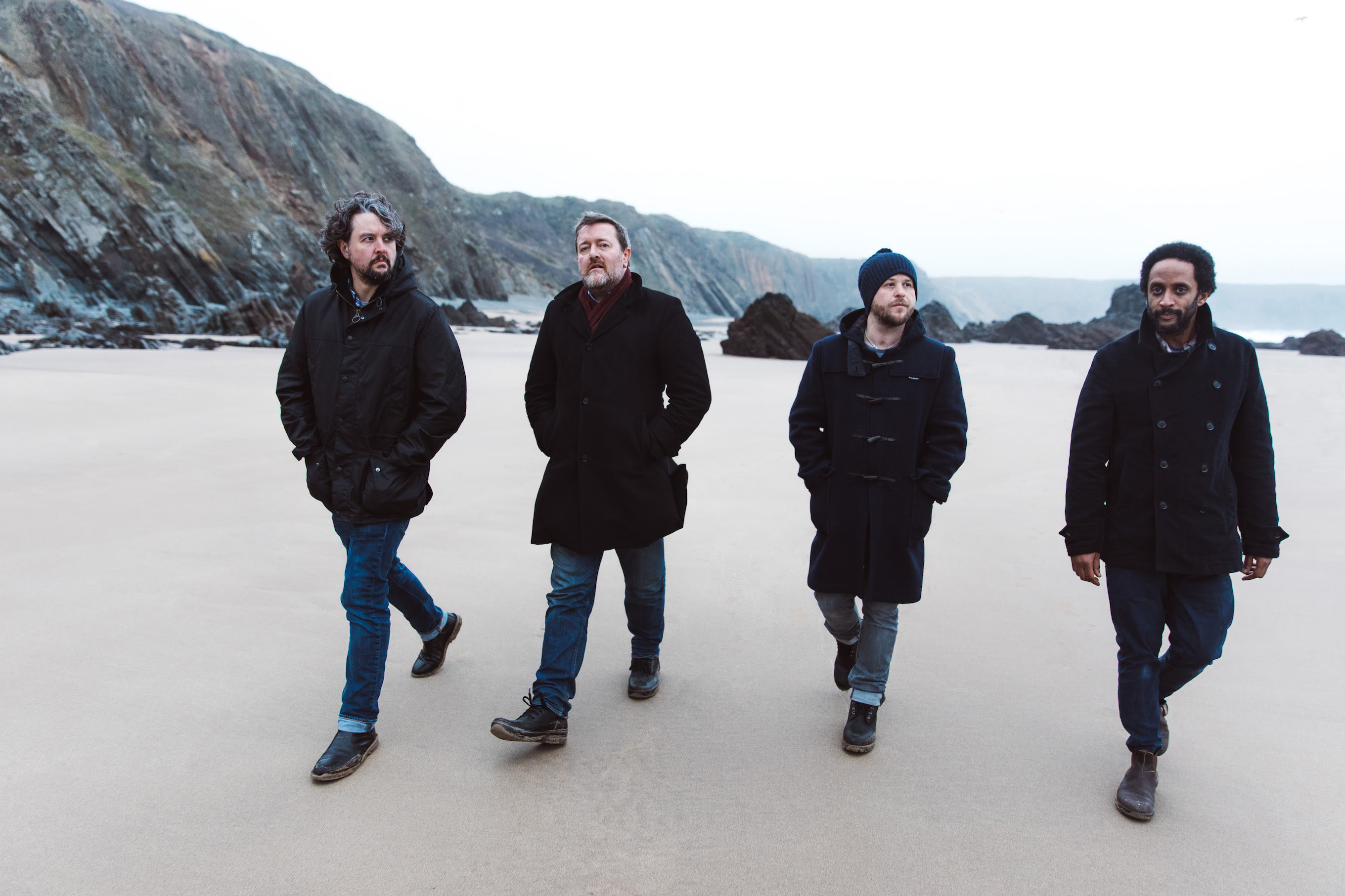 """Elbow release new video for """"Gentle Storm"""""""