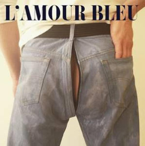 "L'Amour Bleu debut video for ""Human Matress""."