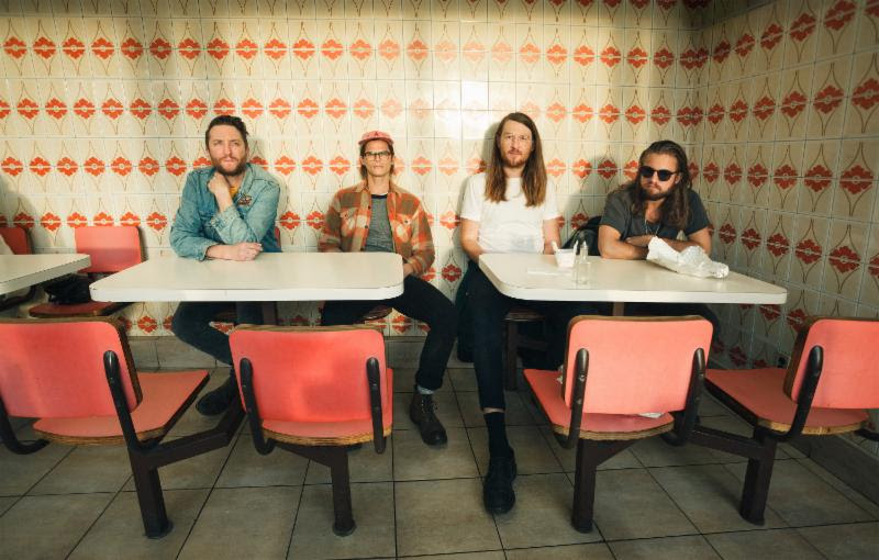 The Wooden Sky announce new album 'Swimming in Strange Waters'