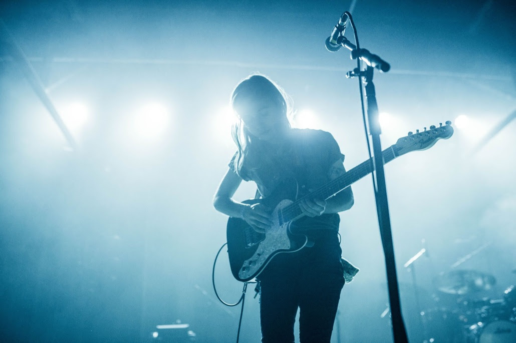 """Julien Baker releases new track """"Funeral Pyre"""", signs with Matador Records."""
