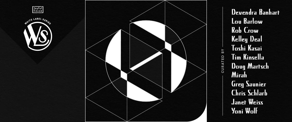 Joyful Noise Recordings announce 2017 White Label Series