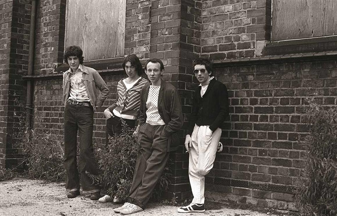"""Buzzcocks """"Spiral Scratch"""" EP To Be Reissued for 40th Anniversary; """"Time's Up"""""""