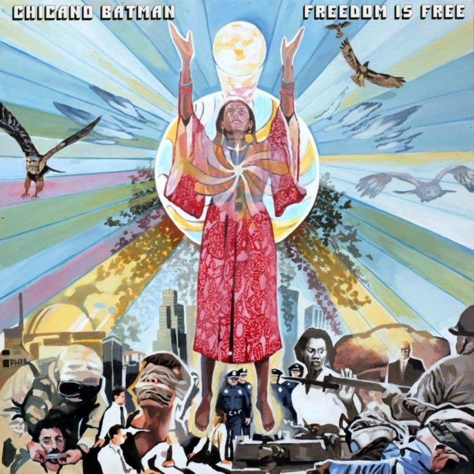 'Freedom is Free' by Chicano Batman, album review by Gregory Adams