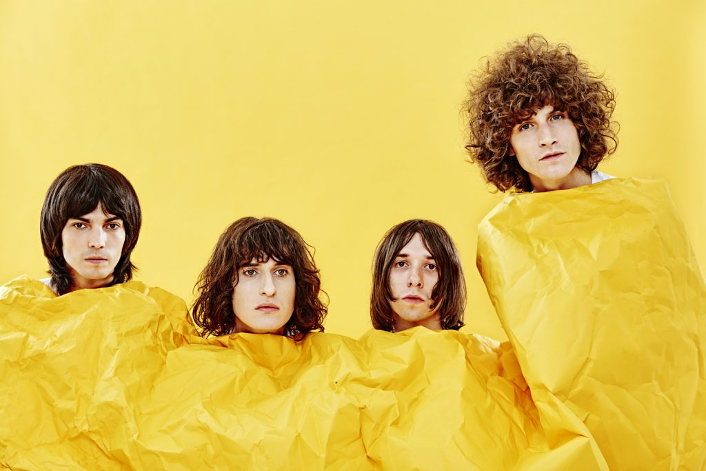 """Temples Shares Jagwar Ma Remix to new single, """"Strange or Be Forgotten"""""""