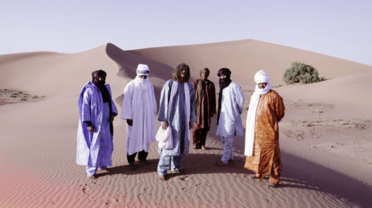 Tinariwen stream new album 'Elwan'