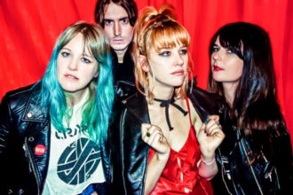 """Bleached release new song """"Flipside"""""""