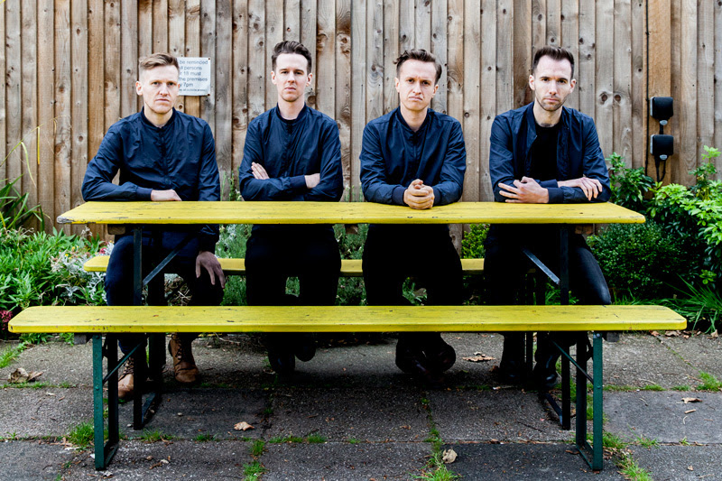 """Dutch Uncles stream """"Streetlight"""" from forthcoming LP 'Big Balloon'"""