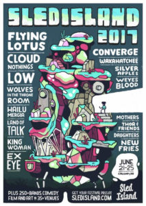 Sled Island Music & Arts Festival announces first wave of artists