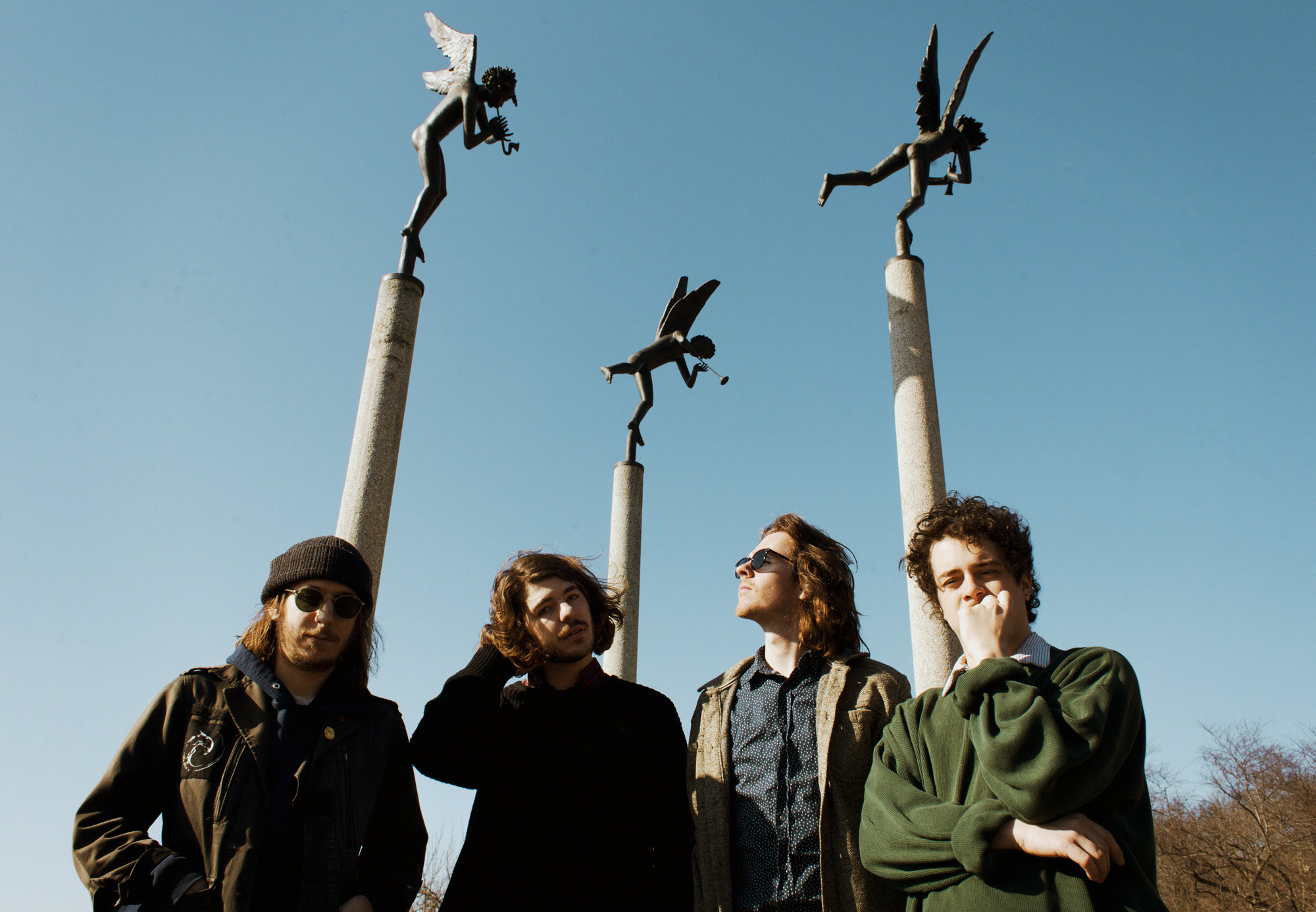 """The Districts release new track """"Ordinary Day""""."""