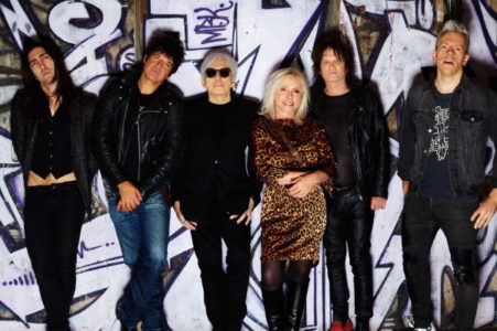 Blondie announces new album 'Pollinator',