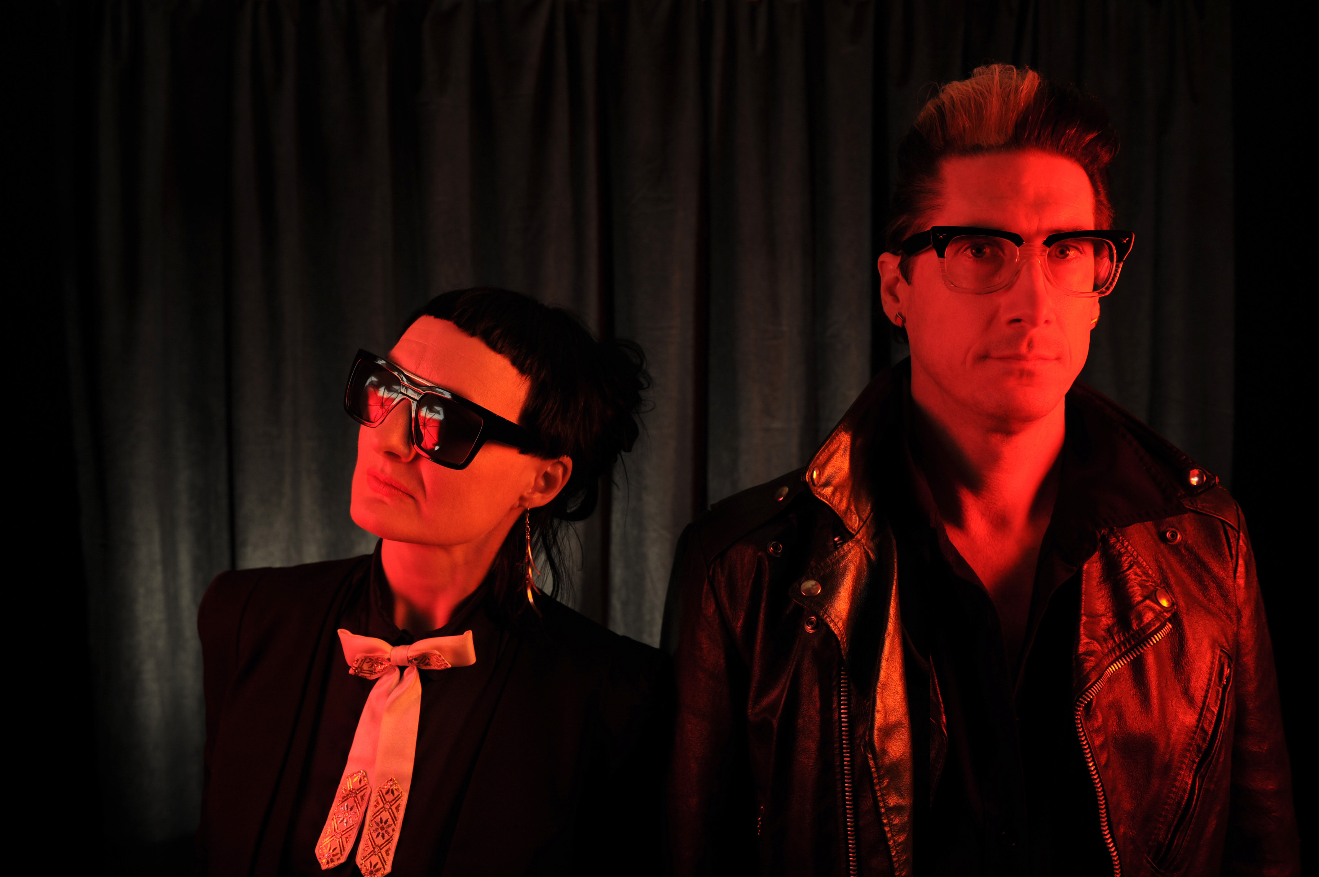 ADULT. Reveals Video featuring Douglas J McCarthy from Nitzer Ebb
