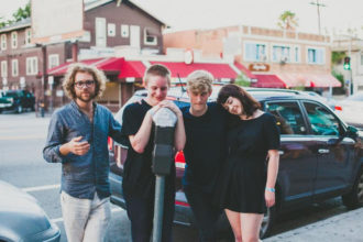 "New Zealand's Yumi Zouma have released their cover of Oasis' ""She's Electric"""