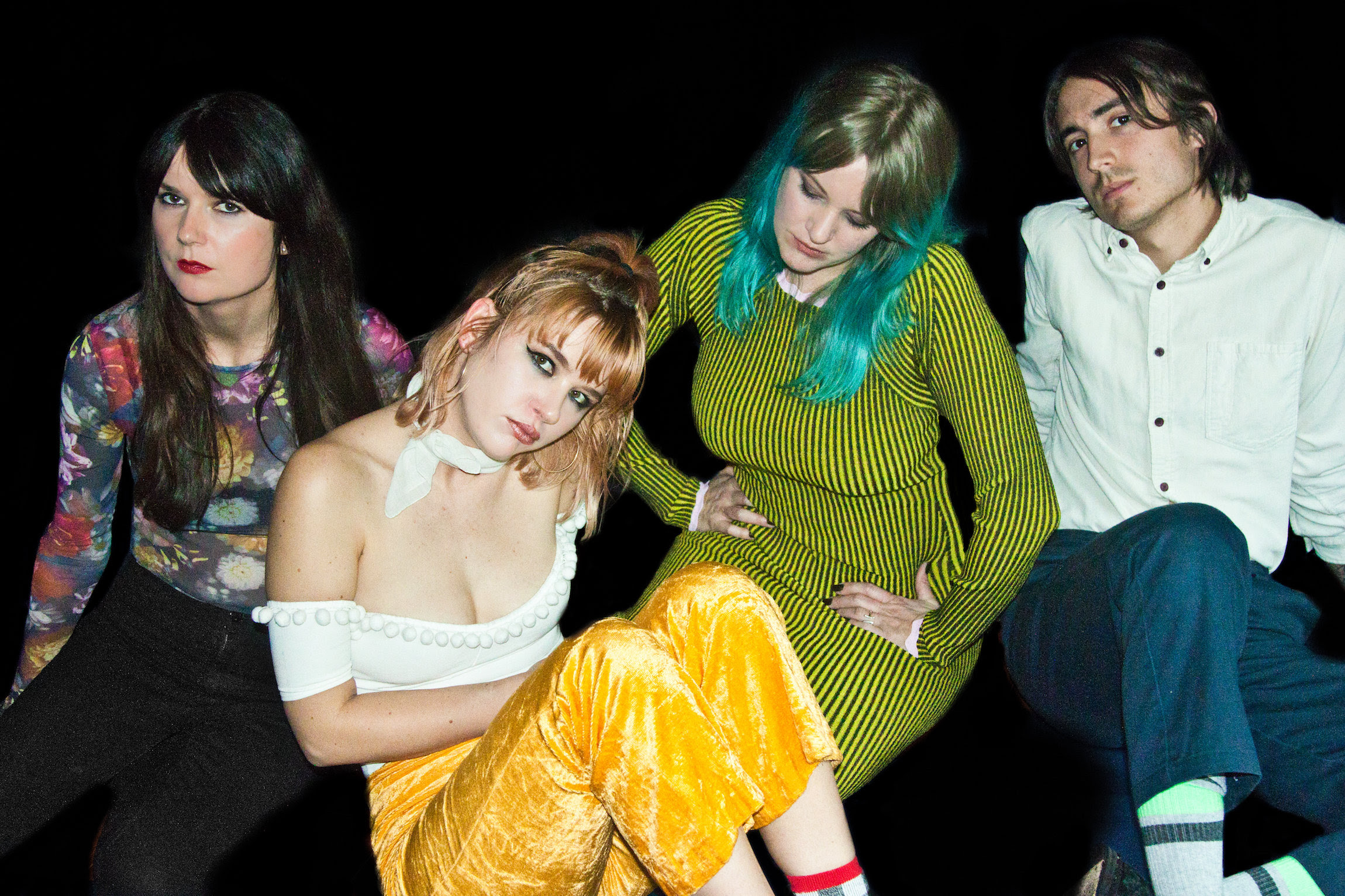 Bleached announce 'Can You Deal?' EP