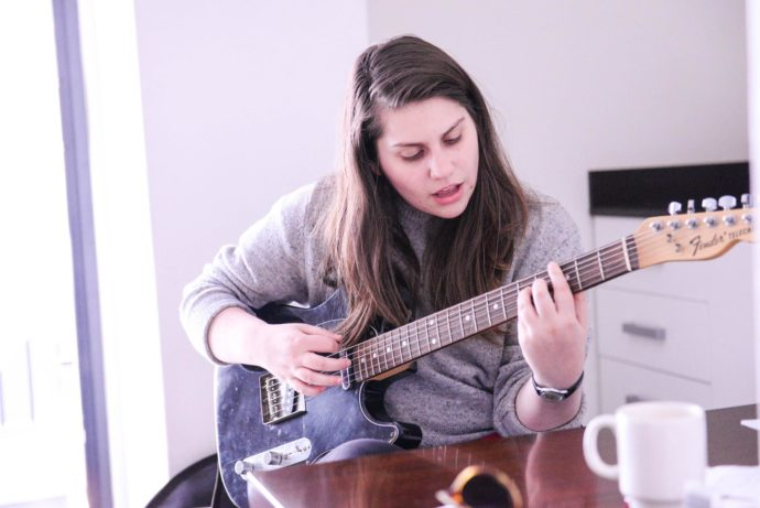 We talked to Alex Lahey at SXSW 2017.
