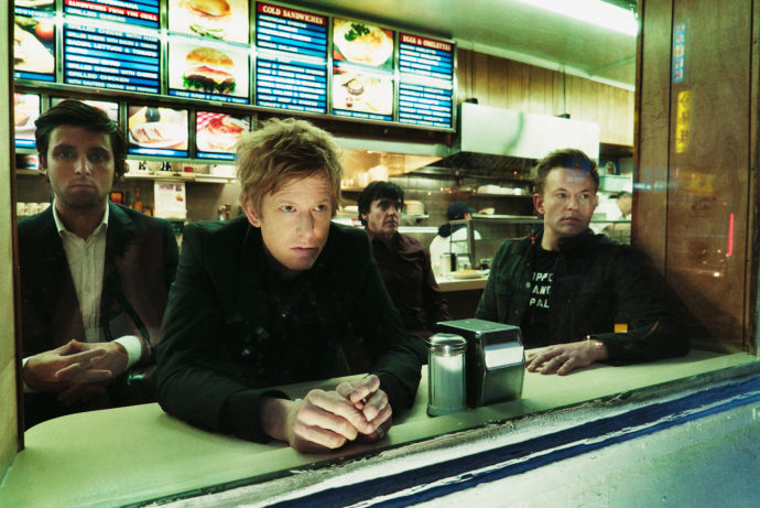 We sat down with Britt Daniel of Spoon.
