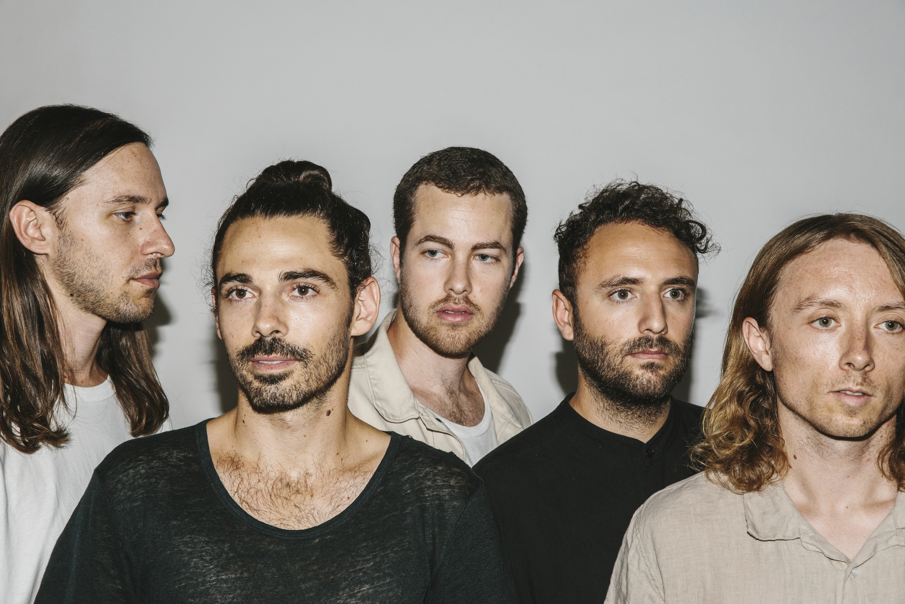 "Local Natives release new single ""I Saw You Close Your Eyes"""