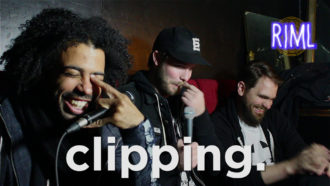 clipping. guest on 'Records In My Life'. Some of the groups favourite LPs include titles by Mozzy and Mannie Fresh
