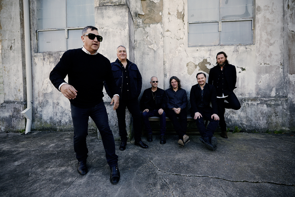 The Afghan Whigs announce 'In Spades' LP, available May 5th via Sub Pop.