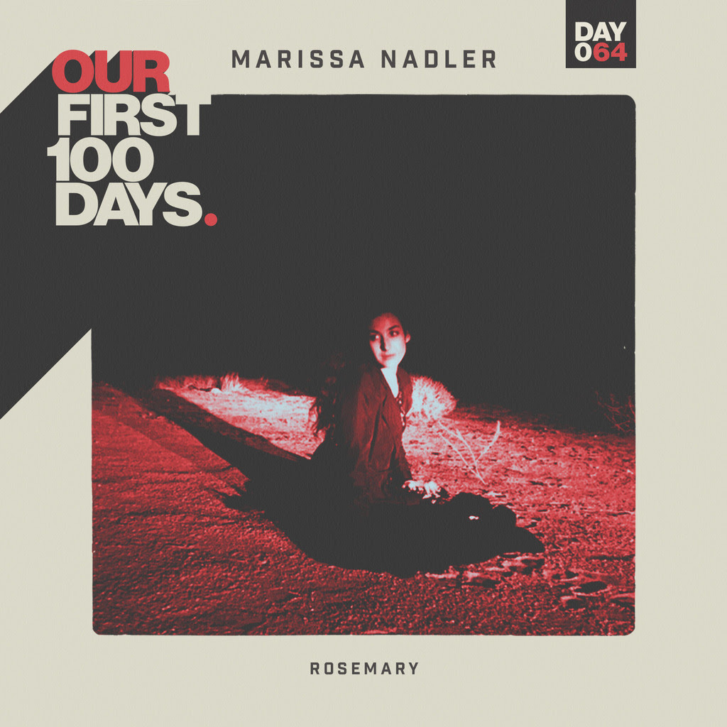 "Marissa Nadler releases new single ""Rosemary"". The track is off 'Our First 100 Days compilation'"