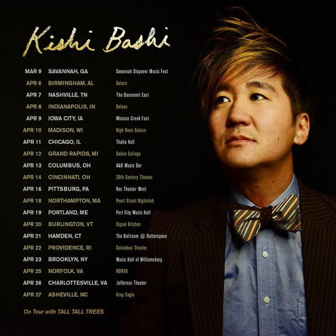 Kishi Bashi Announces Tour