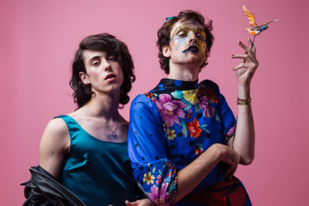 "PWR BTTM shares video for ""Answer My Text"""