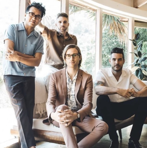 Saint Motel announce virtual reality album 'sainmotelevision'