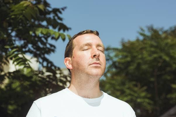 "Joe Goddard shares Morgan Geist remix of ""Home""."
