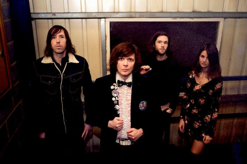 "Beach Slang release new video for ""Spin The Dial""."