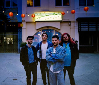 """Wavves stream new single """"Animal"""". The track comes off the band's forthcoming release 'You're Welcome'"""